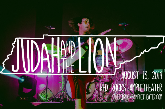 Judah And The Lion at Red Rocks Amphitheater