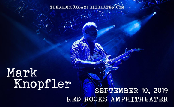 Mark Knopfler at Red Rocks Amphitheater