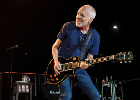 Peter Frampton at Red Rocks Amphitheater