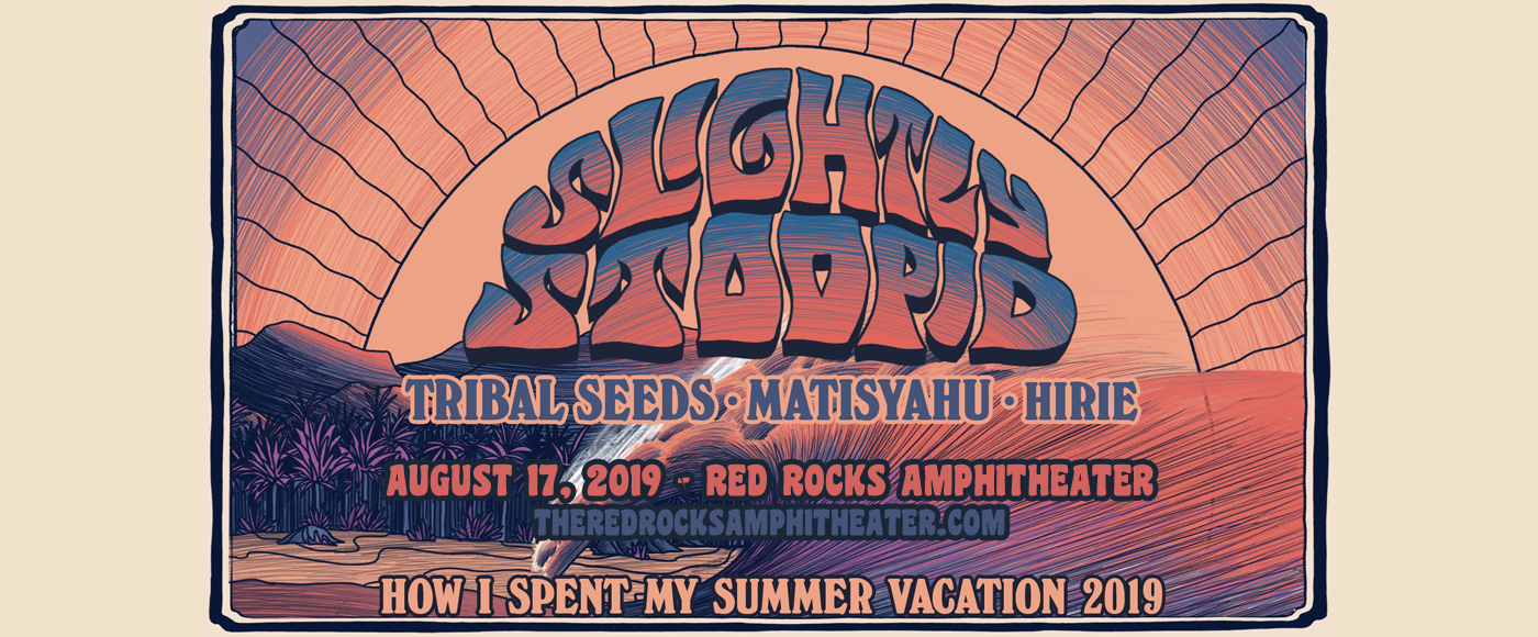 Slightly Stoopid at Red Rocks Amphitheater