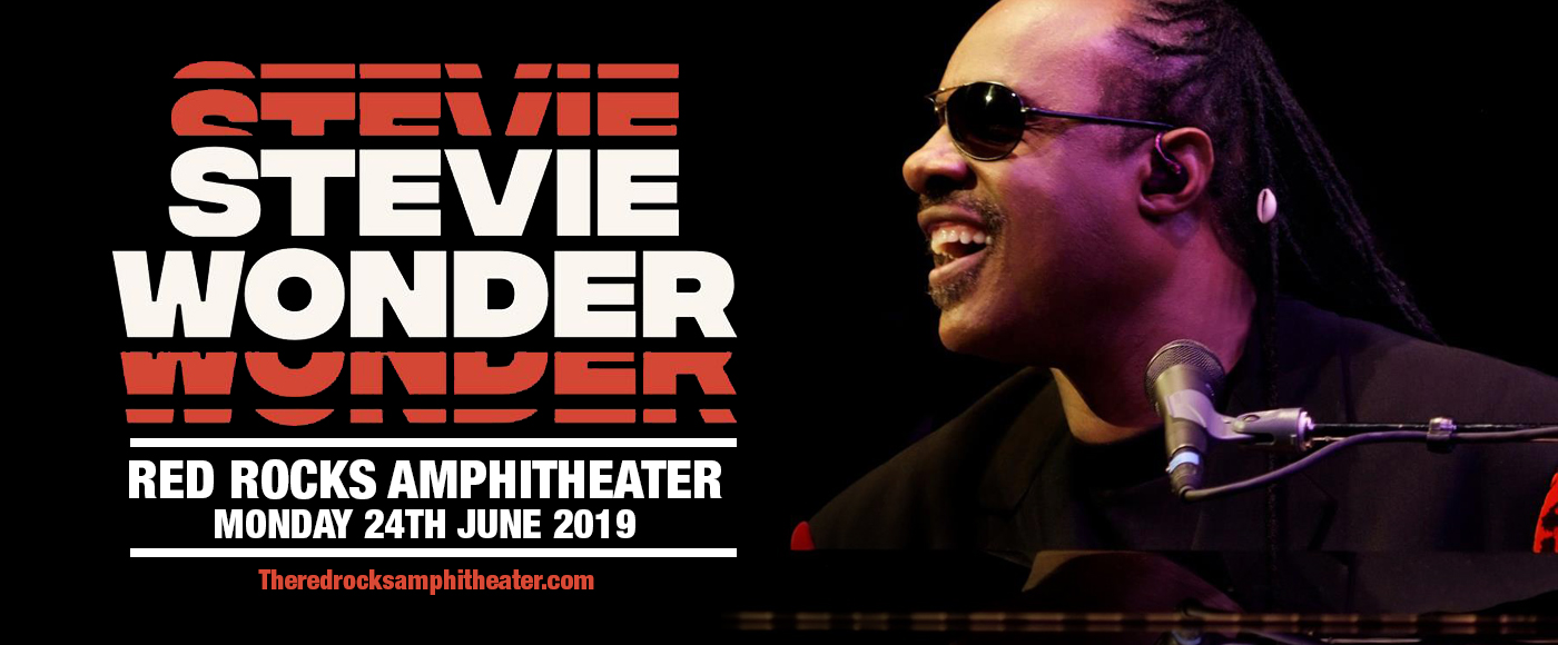 Stevie Wonder at Red Rocks Amphitheater