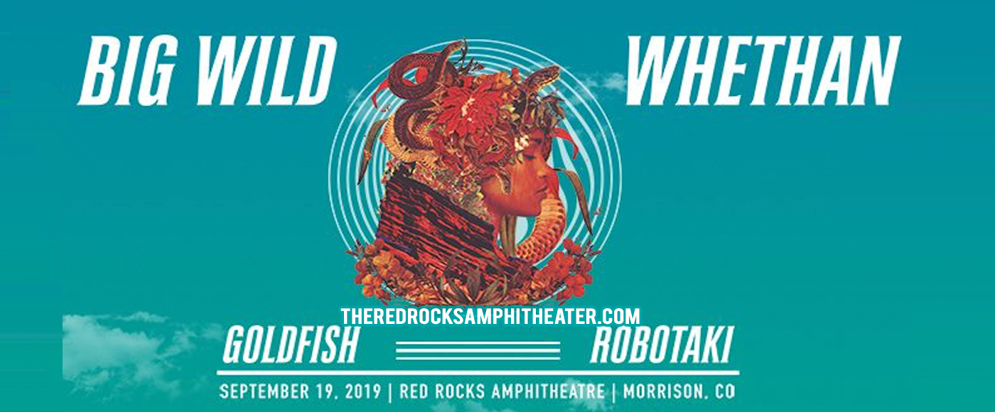 Big Wild & Whethan at Red Rocks Amphitheater