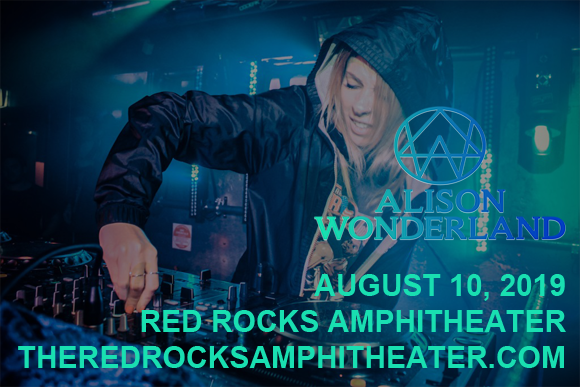 Alison Wonderland at Red Rocks Amphitheater