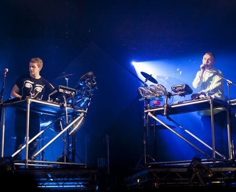 Disclosure at Red Rocks Amphitheater