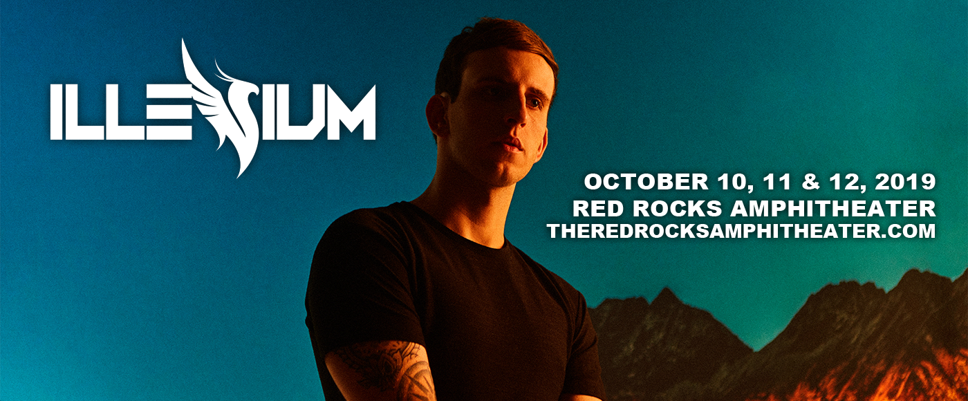 Illenium   at Red Rocks Amphitheater
