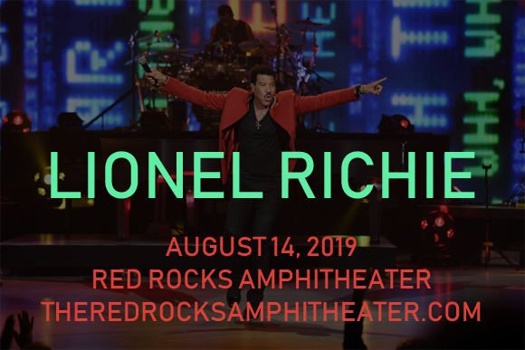 Lionel Richie at Red Rocks Amphitheater