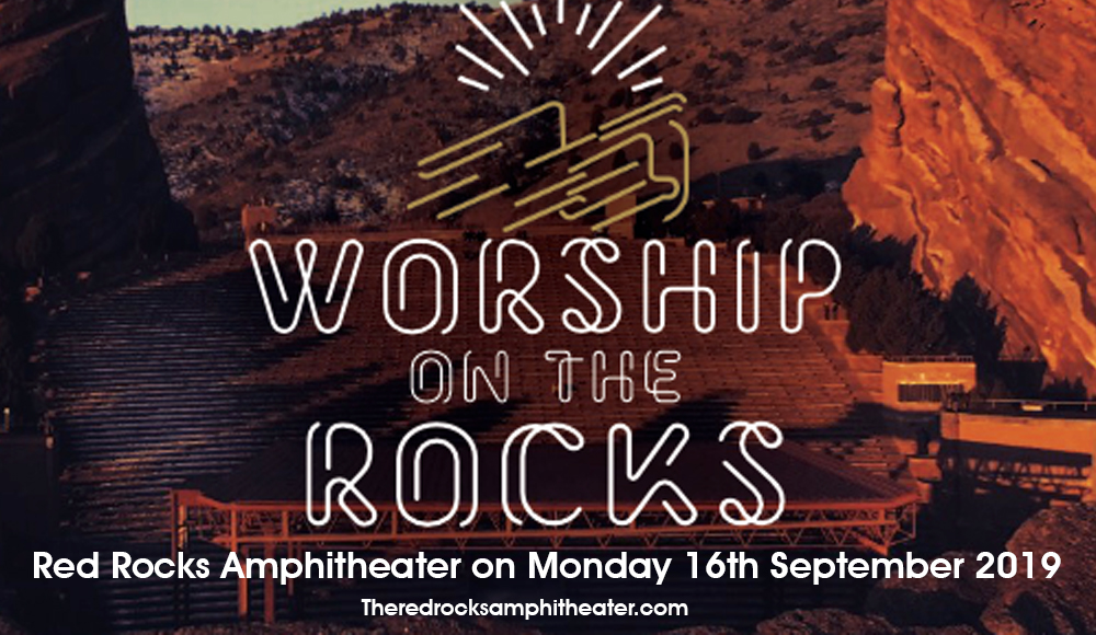 Worship On the Rocks at Red Rocks Amphitheater