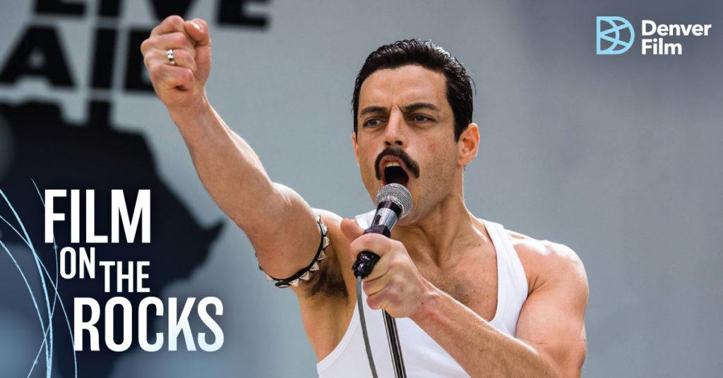 Film on The Rocks: Bohemian Rhapsody at Red Rocks Amphitheater