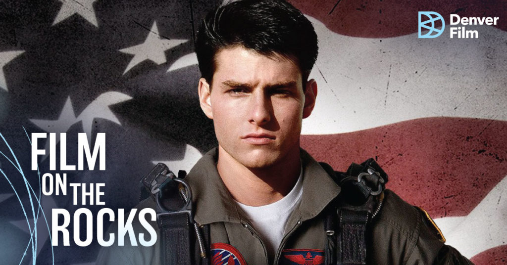Film on the Rocks: Top Gun at Red Rocks Amphitheater