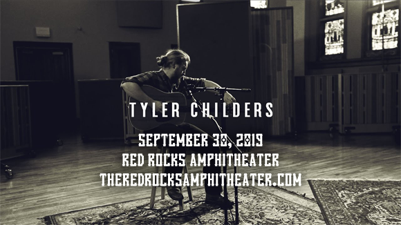 Tyler Childers at Red Rocks Amphitheater