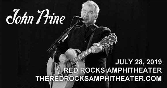 John Prine & Colorado Symphony Orchestra at Red Rocks Amphitheater