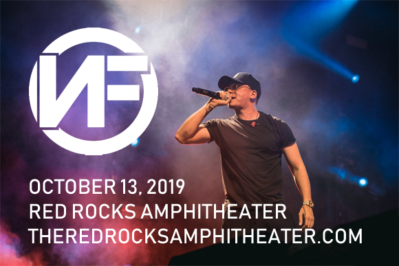 NF - Nate Feuerstein at Red Rocks Amphitheater