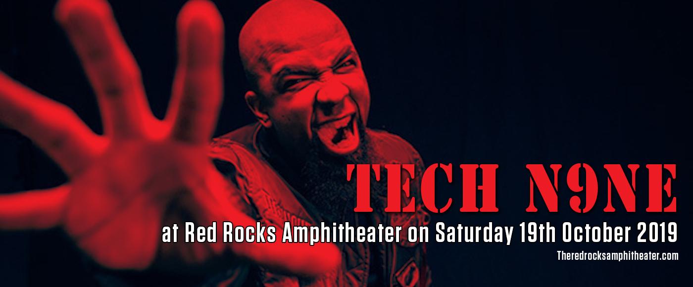 Tech N9ne at Red Rocks Amphitheater