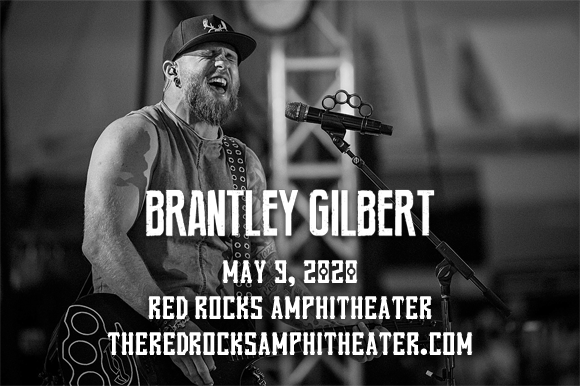 Brantley Gilbert at Red Rocks Amphitheater