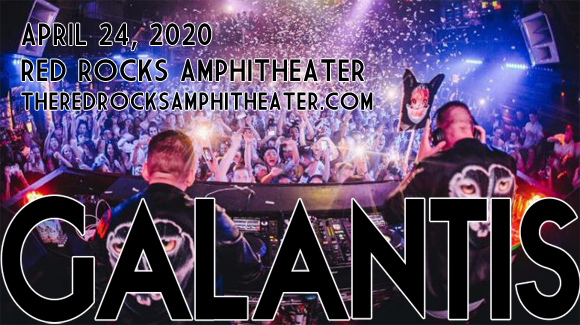 Galantis at Red Rocks Amphitheater