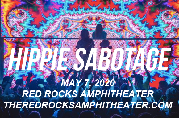Hippie Sabotage at Red Rocks Amphitheater