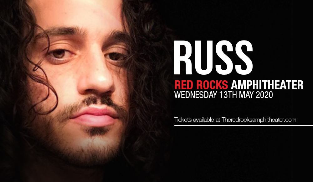 Russ at Red Rocks Amphitheater