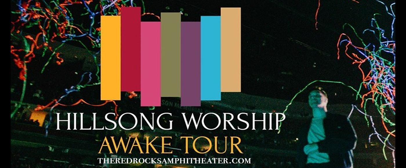 Hillsong Worship at Red Rocks Amphitheater