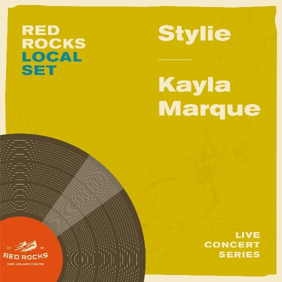 Local Set: Stylie & Kayla Marque at Red Rocks Amphitheater