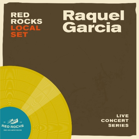 Local Set: Raquel Garcia at Red Rocks Amphitheater