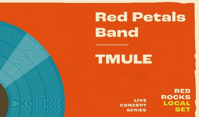 Local Set: Red Petals Band & TMULE at Red Rocks Amphitheater