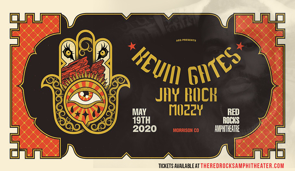 Kevin Gates at Red Rocks Amphitheater