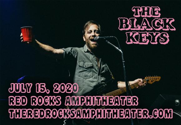 The Black Keys at Red Rocks Amphitheater
