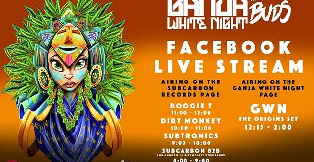 Ganja White Night, Boogie T & Dirt Monkey at Red Rocks Amphitheater