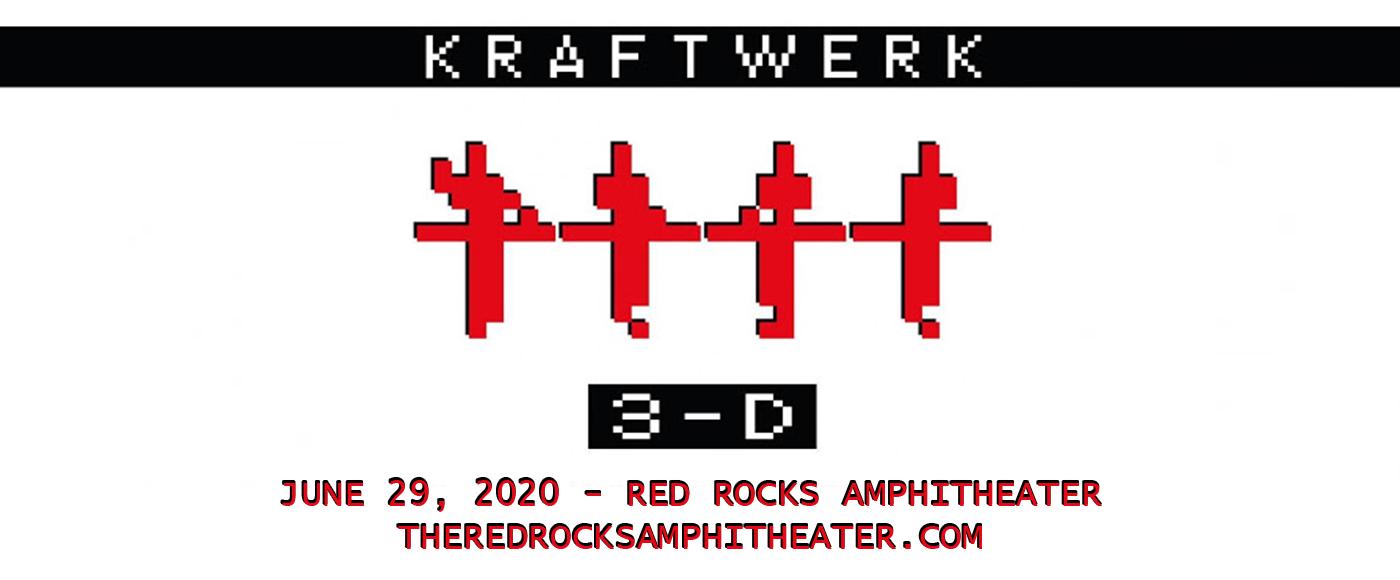 Kraftwerk at Red Rocks Amphitheater