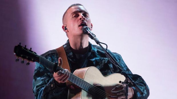 Dermot Kennedy at Red Rocks Amphitheater