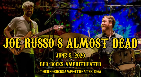 Joe Russo's Almost Dead at Red Rocks Amphitheater