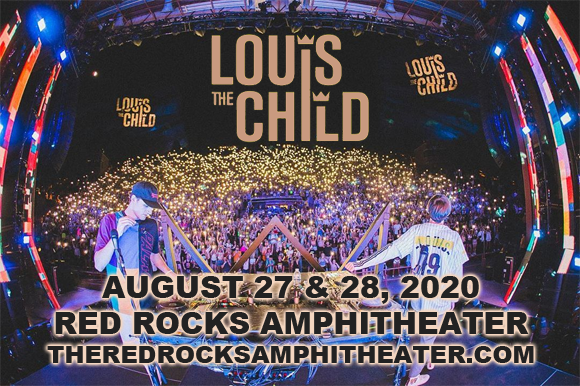 Louis The Child at Red Rocks Amphitheater