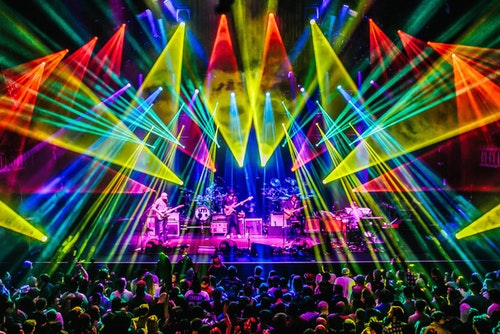 Umphrey's McGee, Goose & Godboner [CANCELLED] at Red Rocks Amphitheater