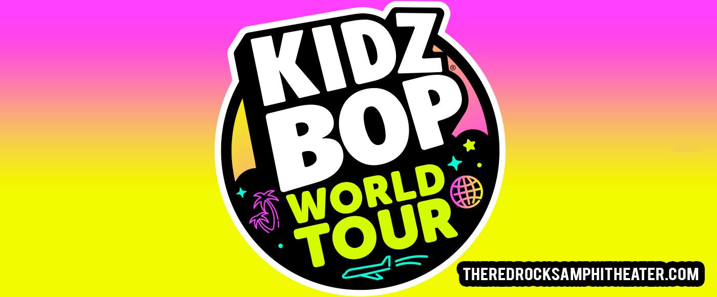 Kidz Bop Live at Red Rocks Amphitheater