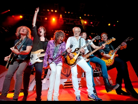 Foreigner, Kansas & Europe at Red Rocks Amphitheater