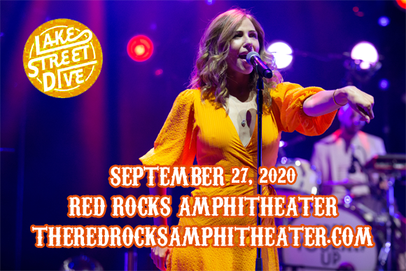 Lake Street Dive at Red Rocks Amphitheater