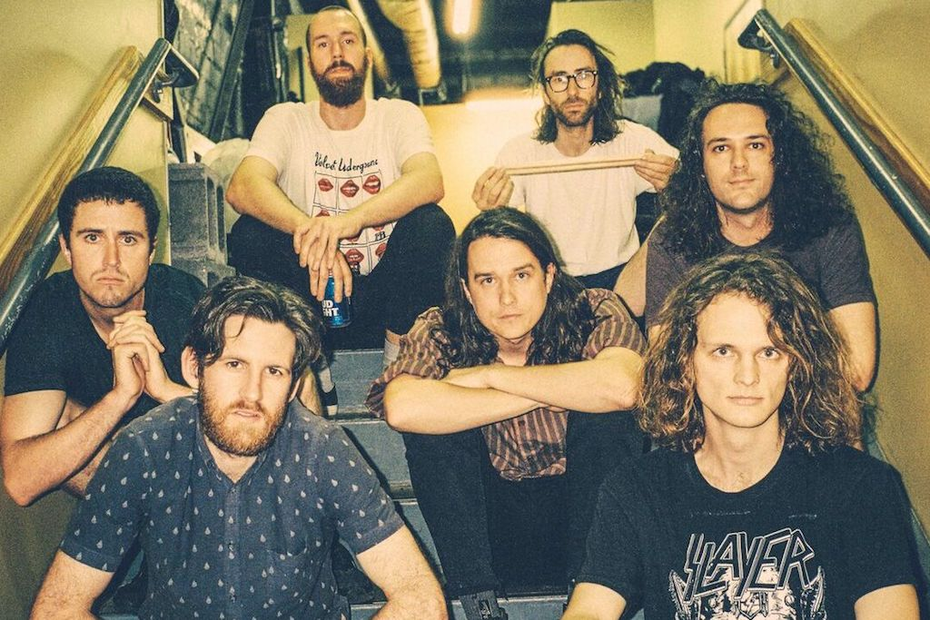 King Gizzard and The Lizard Wizard - 2 Day Pass at Red Rocks Amphitheater