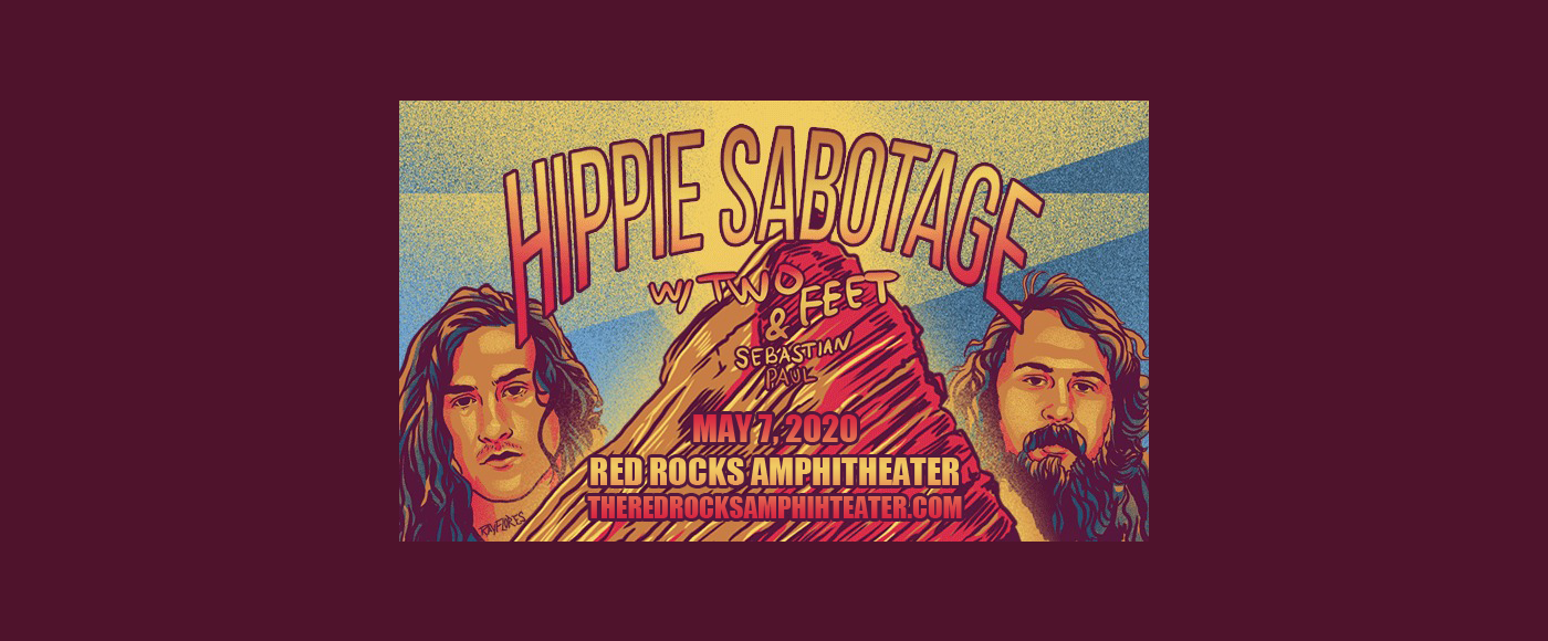 Hippie Sabotage at Red Rocks Amphitheater