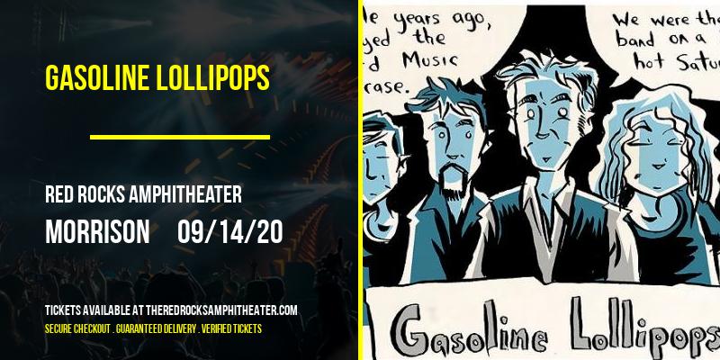 Gasoline Lollipops at Red Rocks Amphitheater