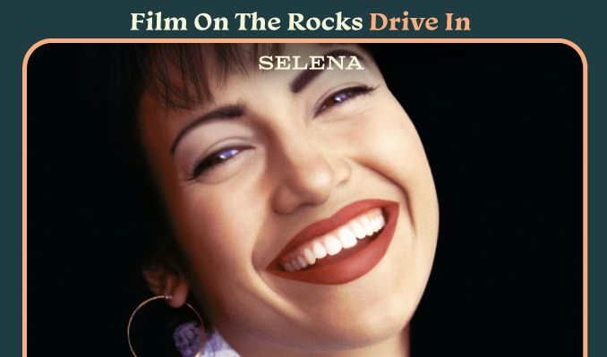 Film On The Rocks Drive-In: Selena at Red Rocks Amphitheater