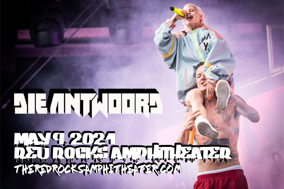 Die Antwoord at Red Rocks Amphitheater