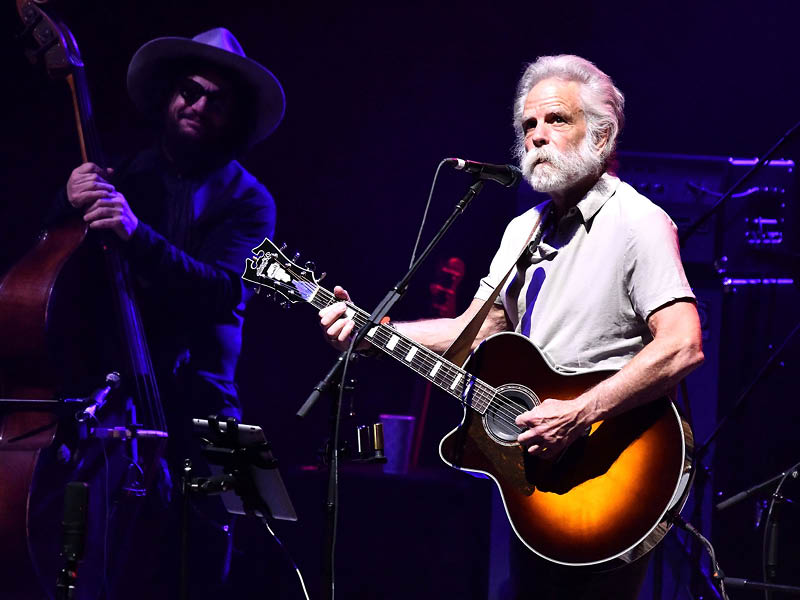 Bob Weir and Wolf Bros at Red Rocks Amphitheater