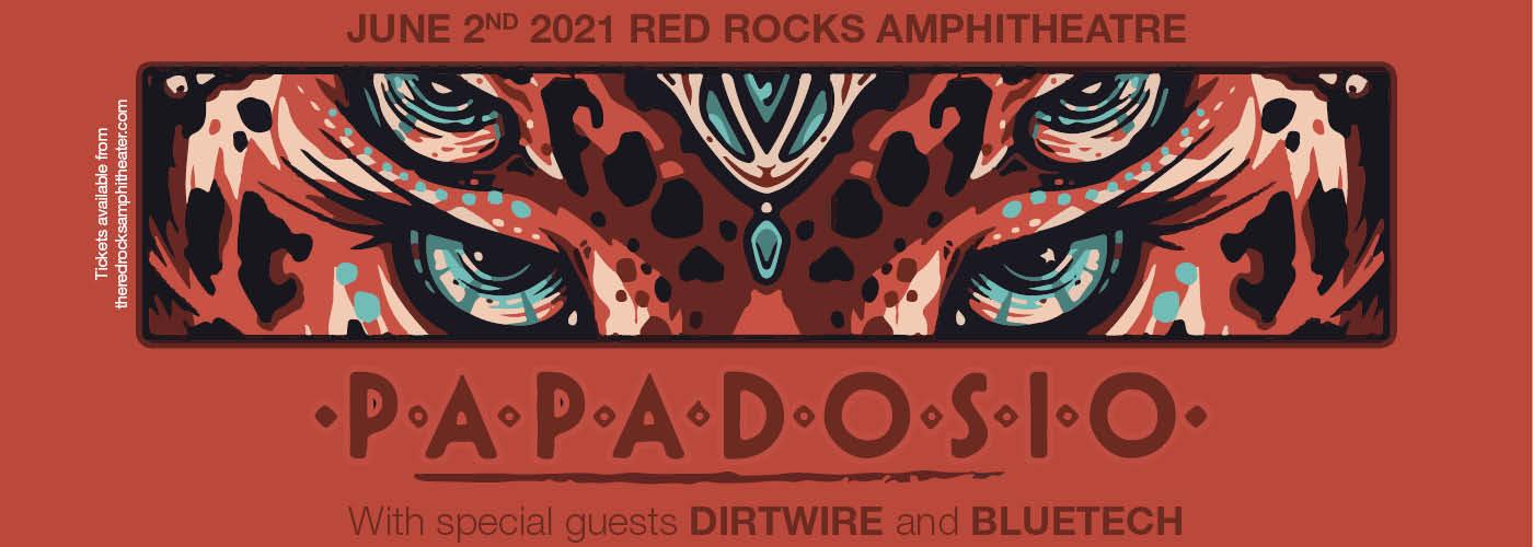 Papadosio at Red Rocks Amphitheater