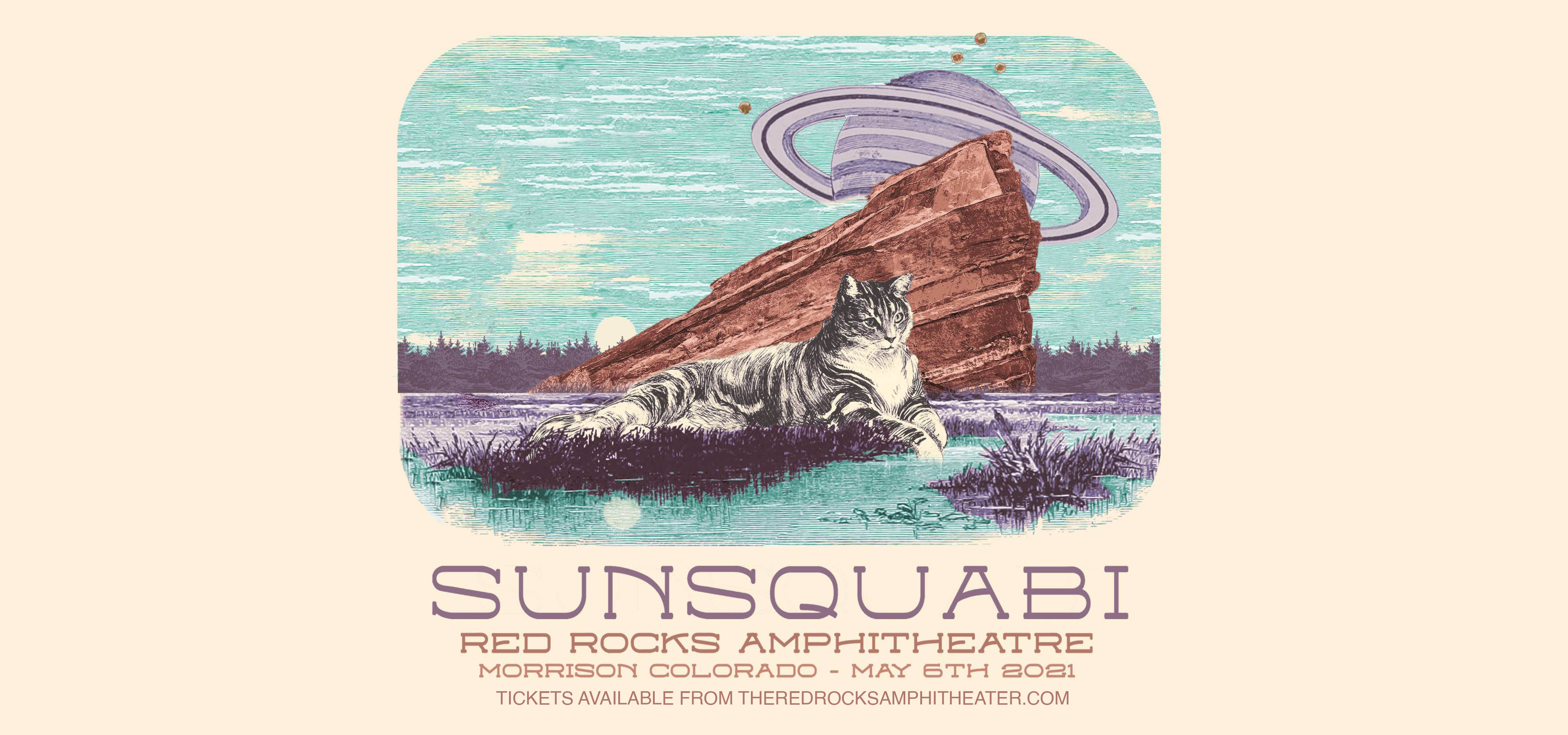 SunSquabi at Red Rocks Amphitheater