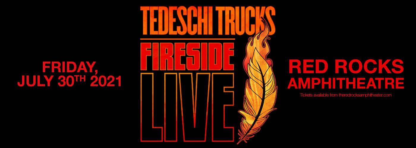 Tedeschi Trucks: Fireside Live Tour at Red Rocks Amphitheater