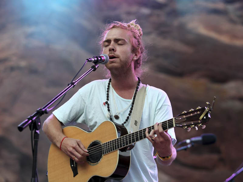 Trevor Hall at Red Rocks Amphitheater