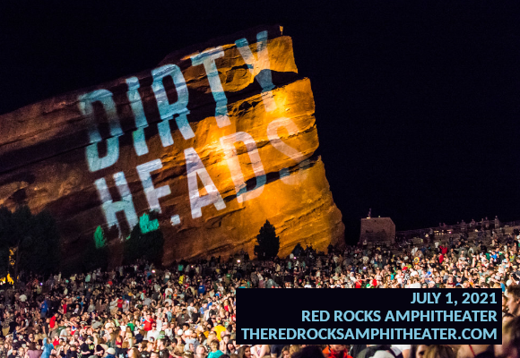 The Dirty Heads at Red Rocks Amphitheater
