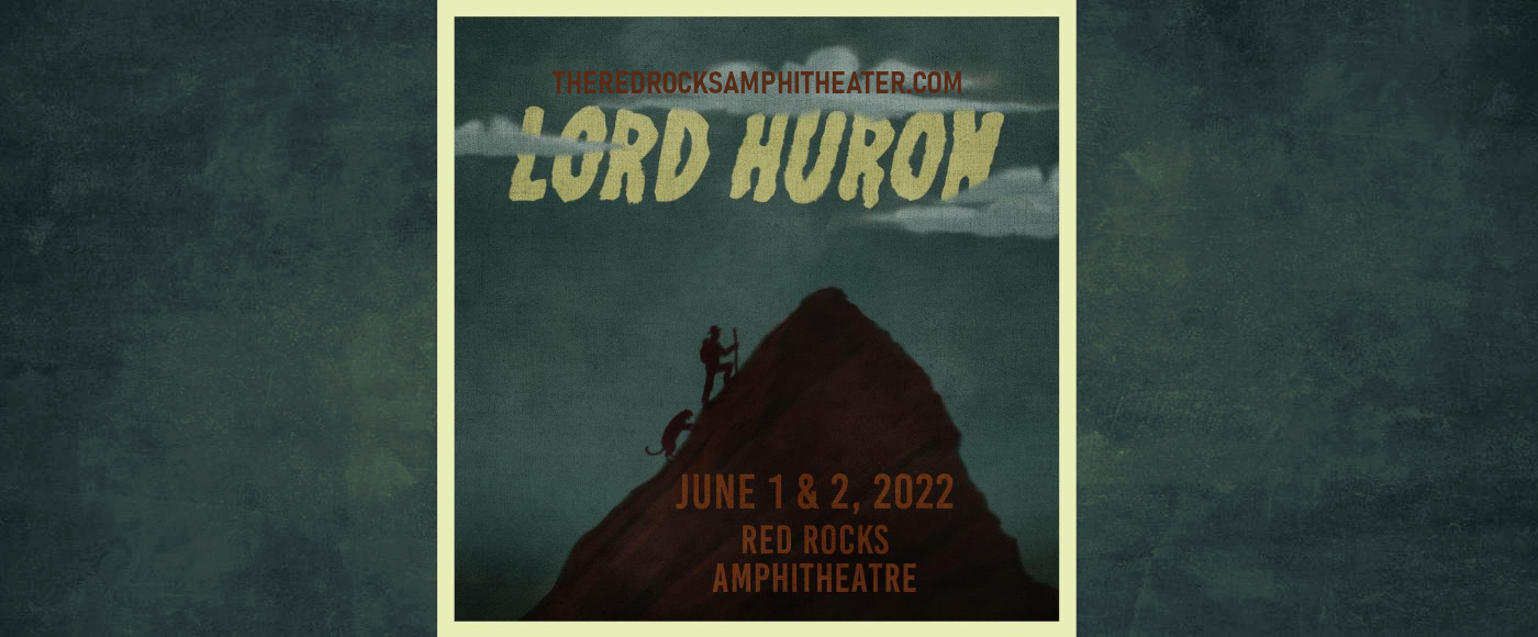 Lord Huron & Black Pumas at Red Rocks Amphitheater