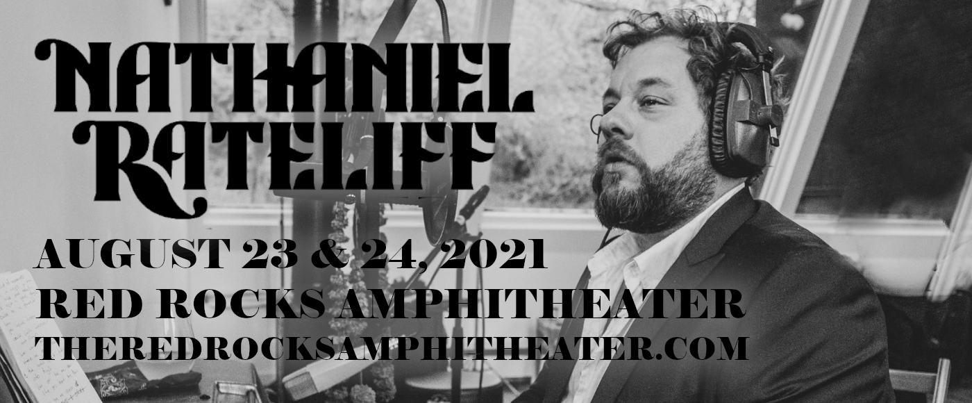 Nathaniel Rateliff at Red Rocks Amphitheater