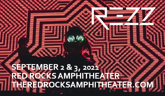 REZZ at Red Rocks Amphitheater